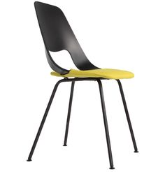 Replica Alfredo Häberli Jill Chair with Cushion - Matt Blatt