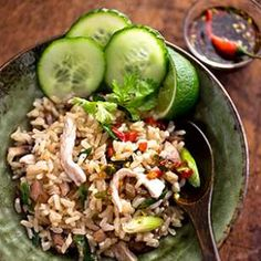 Thai Fried Rice - Bailey's favorite