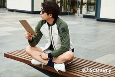 Gong Yoo In Latest 2017 S/S For Discovery Expedition | Couch Kimchi