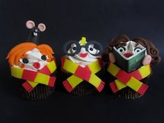 What We're Obsessed With This Week: Harry Potter Cupcakes