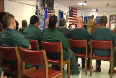 Unique graduation ceremony held at Stanley prison
