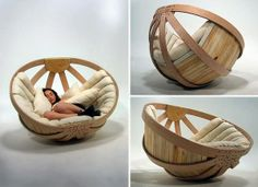 Cat Bed for Humans