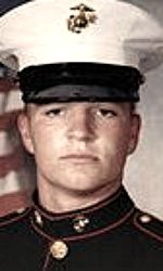 Marine Cpl Justin J. Watts, 20, of Crownsville, Maryland. Died January 14, 2006, serving during Operation Iraqi Freedom. Assigned to 3rd Battalion, 1st Marine Regiment, 1st Marine Division, I Marine Expeditionary Force, Camp Pendleton, California, attached to 2nd Marine Division, II MEF, Camp Lejeune, North Carolina. Died of an unspecified cause in a non-combat related incident at the Forward Operating Base, Haditha Dam, Anbar Province, Iraq. The incident was placed under investigation.