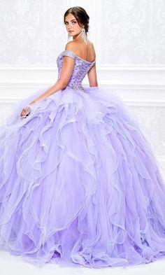 Lavender Quinceanera Dresses, Lavender Dresses, Quince Dresses, Quinceanera Themes, Quinceanera Planning, Puffy Dresses, Sweet 16 Dresses, 15 Dresses, Disney Dresses