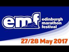 The Edinburgh Half Marathon, Sunday 28th May 2017.