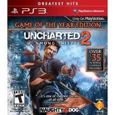Uncharted 2: Among Thieves GOTYE
