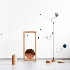 London Design Festival 2015: Kneip designs Weathered series of sculptural atmospheric sensors