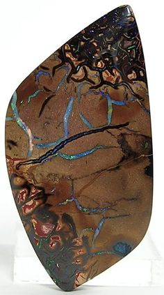 Koroit Boulder Opal Polished Jewelry Stone on Etsy by Fender Minerals - 2 | Flickr - Photo Sharing!