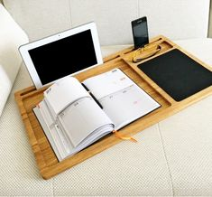 Portable laptop desk | Mothers day gift Portable Laptop Desk, Laptop Tray, Laptop Table, Wooden Laptop Stand, Laptop Screen Repair, Macbook, Wooden Lampshade, Solid Wood Desk, First Fathers Day Gifts
