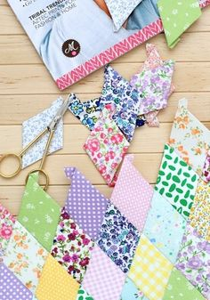 Tools | Sew and Quilt | English Paper Piecing Templates | Patchwork ...