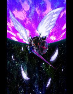 Galacta Knight by PUKU-MEDAMABUTA on DeviantArt. *GASP*....I LOVE IT!!!!!!