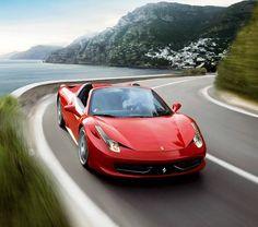 Ferrari..