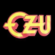 OZU / Ozzy Osbourne – Cinemetal T-Shirts