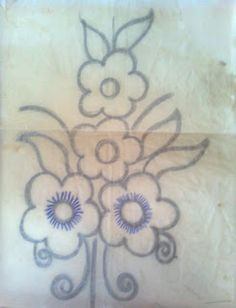 Creative Patterns: Embroidery designs