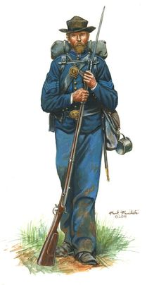 Sergeant - 20th New York State Militia 1862-1863 (80th New York Volunteers)