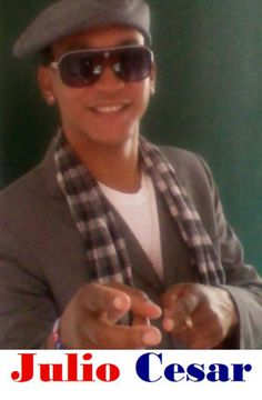 "Cantante ""Julio Cesar"" en Septiembre para tu evento"