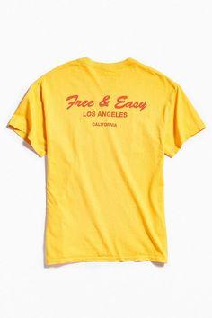Slide View: 1: Free & Easy Deli Tee