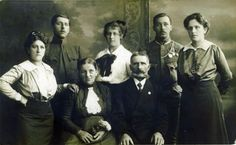 Familienfoto - chroniknet - Private Bilder, Fotos des Jahrhunderts