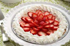 Lemonade Cheesecake Pie  1pkg. (8 oz.) cream cheese, softened  1/2cup frozen lemonade concentrate, thawed  1tub (8 oz.) cool whip, thawed, divided  1 Graham cracker pie Crust (6 oz.)  1-1/2cups sliced strawberries  2Tbsp. sugar    so easy and delicious. Can sub any berries or omit them and just stick with lemonade