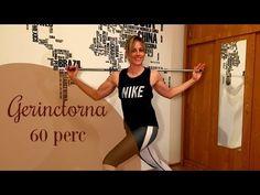 GERINCTORNA DERÉKFÁJÁSRA ( 60 perc) - YouTube Mexico, Health, Fitness, Youtube, Decor, Women, Decoration, Health Care, Decorating