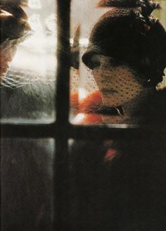 eloizainthewoods:  Photo by Saul Leiter