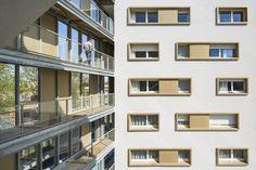 Galeria de Habitação de Interesse Social / PetitDidier Prioux Architectes - 11