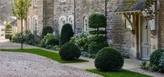 Portfolio - The Country House - Cotswold Garden Company