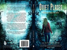 Full cover art by Ben Baldwin.  In the quiet of the forest, the darkest fears are born: http://getbook.at/QuietAmazon