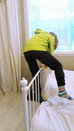 Rakenna temppurata lapsille kotiin. Katso helpot ideat - Poikien Äidit Fun, Hilarious