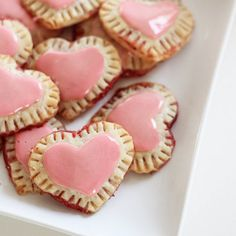 10 home-made pop-tart recipes from My Cupcake Addiction - Elise Strachan