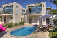 'Villa Pearl I1' 3 Bed Villa to Rent in #Aegean Hills Resort, #Yalikavak, #Turkey