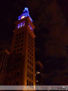 Clocktower Denver.... @Four Seasons Hotel Denver is very close to this romantic spot!