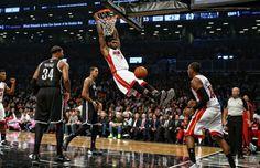 Miami Heat pica adelante en la semifinal del Este