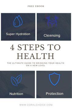 Get Free eBook and Learn about 4 Steps To Health with Coral Mine Colo Vada from Coral Club Body Detox, Health Articles, Health And Wellbeing, Free Ebooks, Perfect Skin, Better Health, Campaign, Content, Adventure