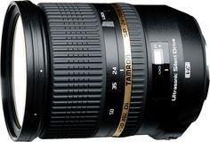 Tamron SP 24-70mm f/2,8 Di VC USD 1399 euros disponible en monture Canon. Nikon au mois de juin.