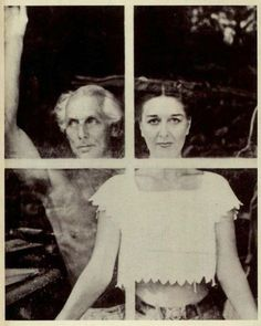 """surrealist lovers ////Max Ernst + Dorothea Tanning  """