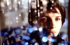 "Julie Vignon (Juliette Binoche): ""Now I have only one thing left to do: nothing. I don't want any belongings, any memories. No friends, no love. Those are all traps."" -- from Three Colors: Blue (1993) directed by Krzysztof Kieslowski.  Must see trilogy!"
