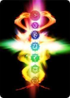 Chakras... energy centers. So important to pay attention to!