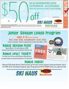 Ski Haus | Ski & Snowboard Shop | Salem NH and Burlington MA