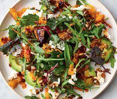 Jamie Oliver nous dévoile sa recette de la salade de courge butternut à l'harissa...