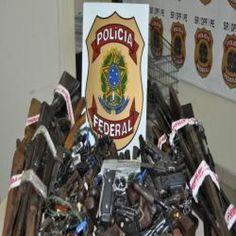 Brasil está refém dos bandidos após desarmamento
