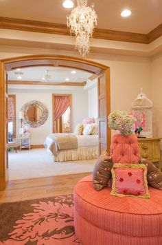 "Woman Cave - Woman Cave Guest Bedroom Suite - Guest Bedrooms can act as great ""me time"" spaces."