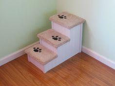 Dog Steps 15 High Designer Dog Stairs Pet by HamptonBayPetSteps