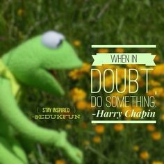 So when will you stop using doubt as an excuse?  Now is the time. Your time.  Like if you agree! #teach #adhd #edchat #spectrum #autism #add #sat #resources #backtoschool #homeschool #teacherproblems #teaching