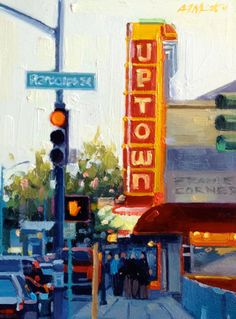 Washington Street, Napa Valley, Artsy Fartsy, New Work, February, 18th, Join, Neon Signs, Paintings