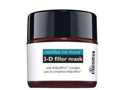 Mascarilla Rellenadora 3D Filler Mask No more needles, de Dr. Brandt (95 €).
