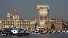 Gateway of India in Mumbai is one of the most visited places in Mumbai. You have great view overlooking the Taj Hotel and the Arabian sea.