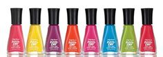Sally Hansen Insta Dry Nail Colour - Drys Fast and Stays Chip Free for a Long Time