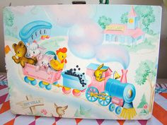 Cute vintage trunk | Flickr - Photo Sharing!
