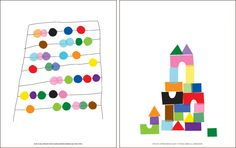 Edholm Ullenius illustration, such a whimsical way to show kids toys
